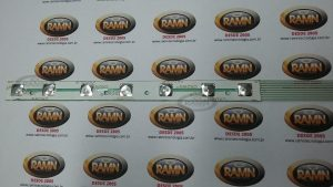 Softkey teclado FANUC A86L-0001-0298(7 Botoes-192mm)